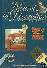 Livre vous et la décoration book