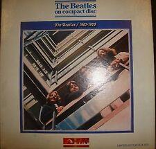 Beatles,The 1967-1970 (Blue Album) HMV Box-Set DoCD No.2879