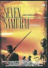 Seven Samurai New Dvd
