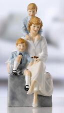 New Royal Doulton Remembering Princess Diana - A Loving Mother Figurine Hn 5857