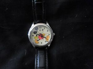Disney Accutime Mickey Mouse Limited Edition 85th Anniversary Watch MK1303