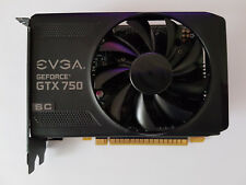 Evga Geforce GTX 750 SC