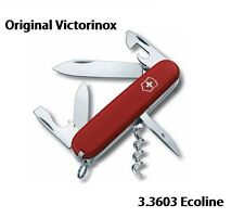3.3603 Victorinox Swiss Army Pocket Knife Spartan Ecoline 12 tools red 33603
