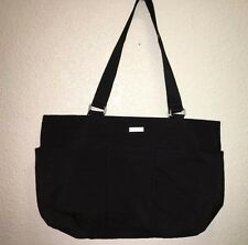 BAGGALLINI E/W Tote Shoulder Bag Travel Pack BLACK NEW