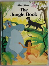 The Jungle Book by Walt Disney Twin Books Gallery Book Collectible 1990 HB