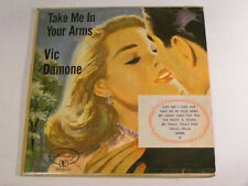 """VIC DAMONE Take Me In Your Arms   Mercury USA 1950s 10"""" LP"""