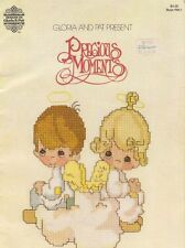 Precious Moments Pm1 Cross Stitch Pattern Booklet