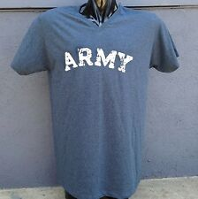 AAA ALSTYLE SHIRT UNISEX SIZE LARGE NAVY BLUE ARMY NEW