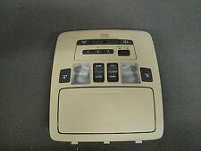 Lexus CT200 Hybrid / ES350 Overhead Console with Garage Remote Transmitter
