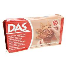 DAS 387100 Air Drying Modelling Clay 500g Terracotta