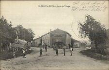 Blenod les Toul France Sortie du Village c1915 Postcard
