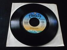 HERMAN BROOD - SATURDAY NIGHT & BACK (In Y'r love) - Vinyl 45 - Ariola