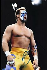 STING  SIGNED 10X8 PHOTO AUTOGRAPH WWE SURFER STING WCW AFTAL COA (7072)