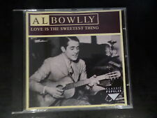 CD ALBUM - AL BOWLLY - LOVE IS THE SWEETEST THING