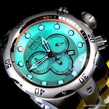 Invicta Reserve Venom Shifting Tinted Crystal Steel Chronograph Swiss Watch New