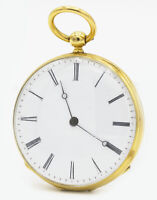 Orologio da tasca Vintage in Oro 18 Carati - Pocket watch in 18 kt gold