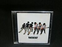 Ratatat - Self Titled - Near Mint - NEW CASE!!!!!