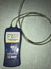 Yellow Jacket 78052 Dual Port Digital Electronic Manometer