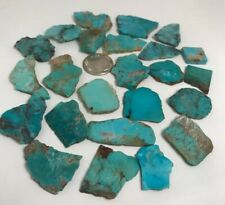 Turquoise SLABS. Medium Sizes. Great Color & Matrix HAND PICKED.  40.76 Grams.