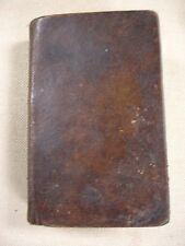 1813 Bible, KJV - Dorcas Barrett (Owner's Inscription)