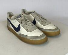 NIKE White Blue Killshot 2 J. Crew Sneakers SZ: 8.5