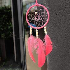 Handmade Supplies Decoration Car Wall Hanging Ornament Feather Dreamcatcher