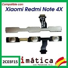 Button Of On & Volume For Xiaomi Redmi Note 4X On Off Power Flex Cable