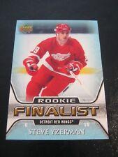 2005 06 Upper Deck NHL Finalist # 71 Steve Yzerman - Red Wings All-Time Rookie