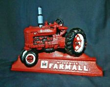 "McCORMICK FARMALL TRACTOR  BANNER 24/"" X 12/"""