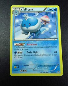 45/149 Jellicent Boundaries Crossed RARE Pokemon Trading Card Game REF#AP