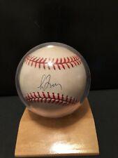 Greg Maddux Autographed MLB Baseball Atlanta Braves Chicago Cubs Hall of Fame