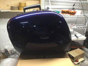 Triumph Trophy Sprint Executive Left Pannier T2351431-JI Pacific Blue New Bw6
