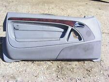 Mercedes 1297209370 Interior Door Card - Left - Grey | R129 SL Facelift