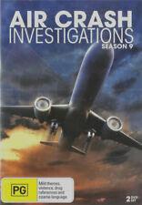 Air Crash Investigations Season 9 R4 DVD