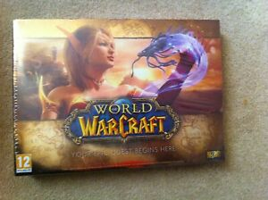 World of Warcraft Box Set  Factory Sealed