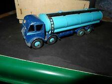 A Vintage Dinky Supertoys Foden 14 Ton Tanker - boxed - Set No. 504