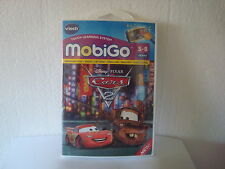 VTech Mobigo Touch Learning System Disney/Pixar Cars 2 Age 5-8 years New Sealed.