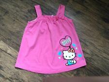 Girls Hello Kitty summer top (age 4-5 years)