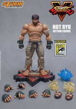 STM87028: Storm Street Fighter V Hot Ryu 1/12 Scale Figure SDCC 2017 Exclusive