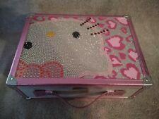 Hello Kitty Bling Travel Case.