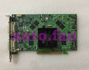 For Used AGP 8X MATROX MGI PH-A8X256 256M