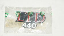 Aufkleber Emblem Seitendeckel Kawasaki LTD440  56018-1271