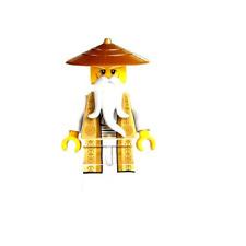Lego Ninjago dragon Maître Avec Dragon Armure Sensei Wu 70655 Personnage Dragon NEUF