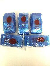 "Top Quality 500 2""X2""(2020 Baggies) Blue Color Apple Brand Bags Zip Lock"