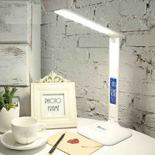 LED Desk Lamp Table Desk Light Reading Study Office Rotatable Adjustable 3 Modes