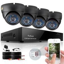 Matériel domotique et de sécurité caméra dôme vidéosurveillances