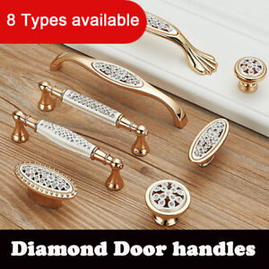 SET 1-4 ANTIQUE DRAWER WARDROBE KITCHEN CUPBOARD CABINET DOOR HANDLES & SCREWS