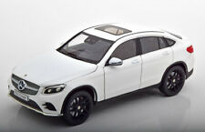 1:18 iScale Mercedes GLC-Class  Coupe 2018 white