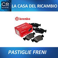 PASTIGLIE FRENO ANTERIORI BREMBO FORD Fusion Fiesta V 1.4 1.6 TDCi dal 2001