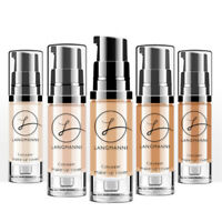 Waterproof Face Concealer Foundation Cream Long Lasting Contour BB Cream Makeup